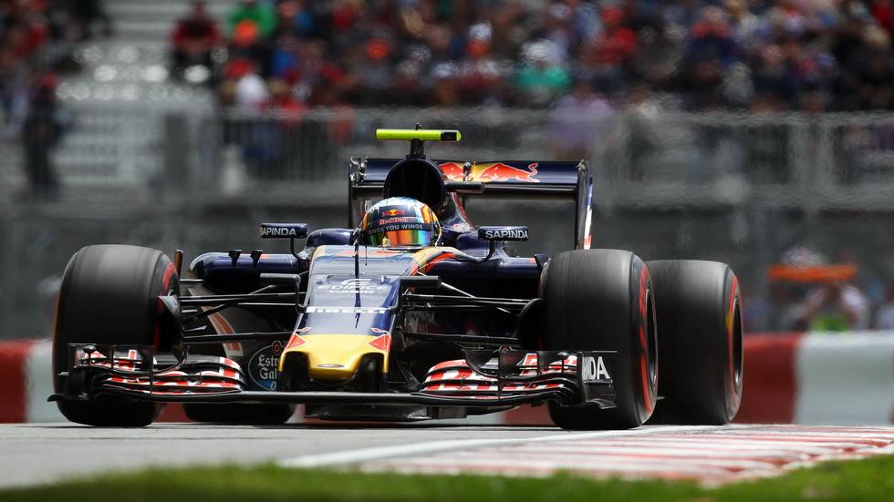 Gran Premio de Europa: Carlos Sainz en el GP de Europa
