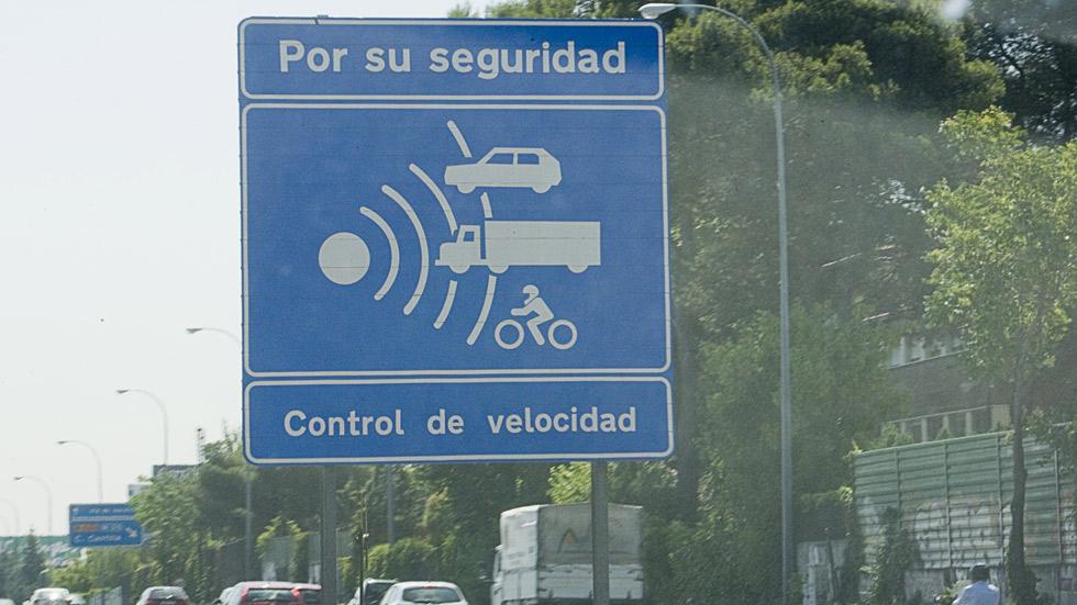 Estos son los radares de Madrid que más recaudan