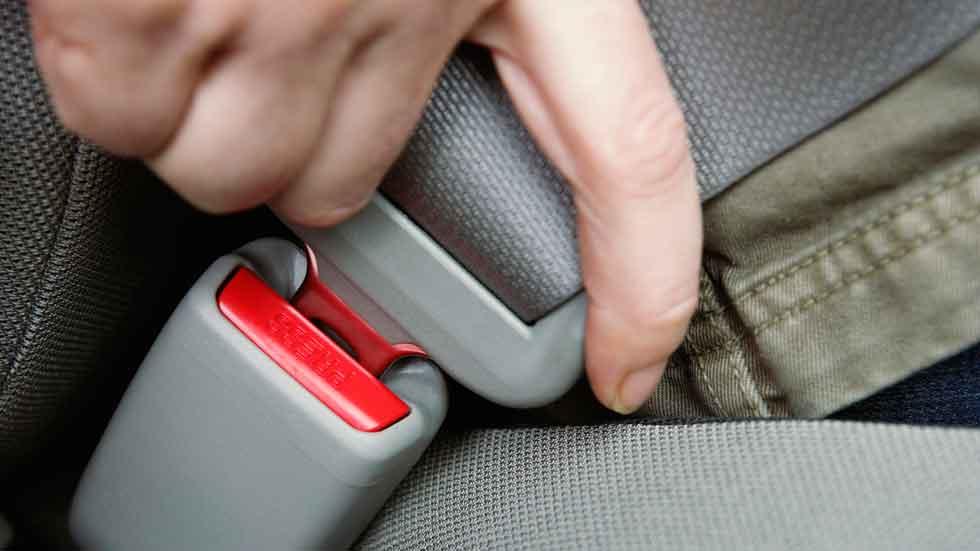 Así es el nuevo cinturón de seguridad inteligente