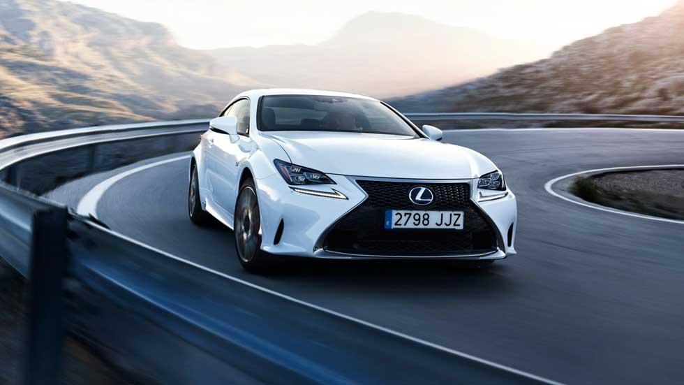 Lexus RC 300h: en busca de la perfección híbrida
