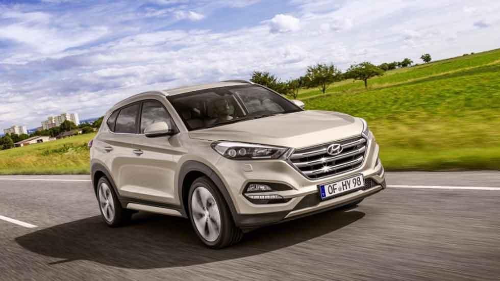 Los 10 SUV más valorados por los españoles
