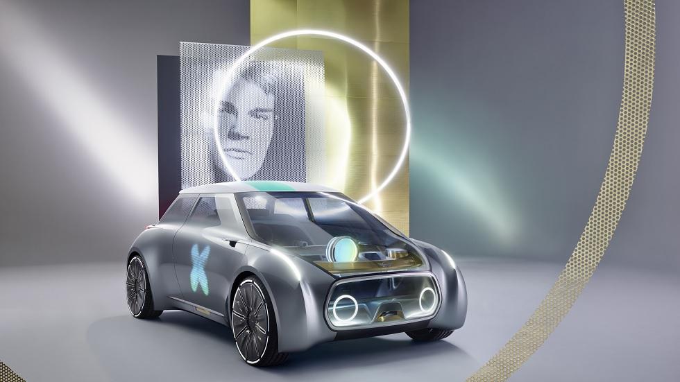 Mini Vision Next 100: el Mini del futuro, autónomo y eléctrico
