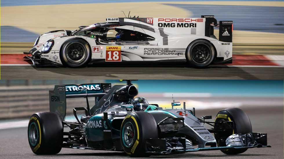 ¿Qué corre más: un Mercedes de Fórmula 1 o un Porsche 919 de Le Mans?