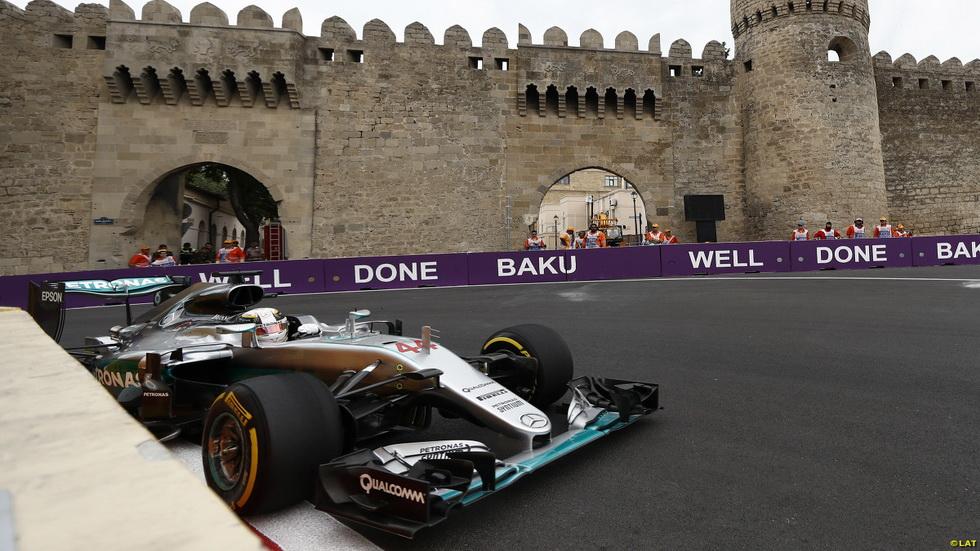 Gran Premio de Europa: Entrenamientos Libres
