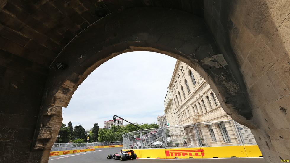 Gran Premio de Europa: Fernando Alonso en los libres