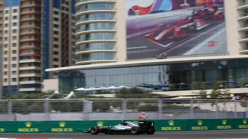 Gran Premio de Europa: 3ª sesión de entrenamientos libres