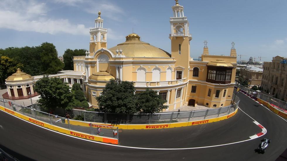 Gran Premio de Europa: Calificación