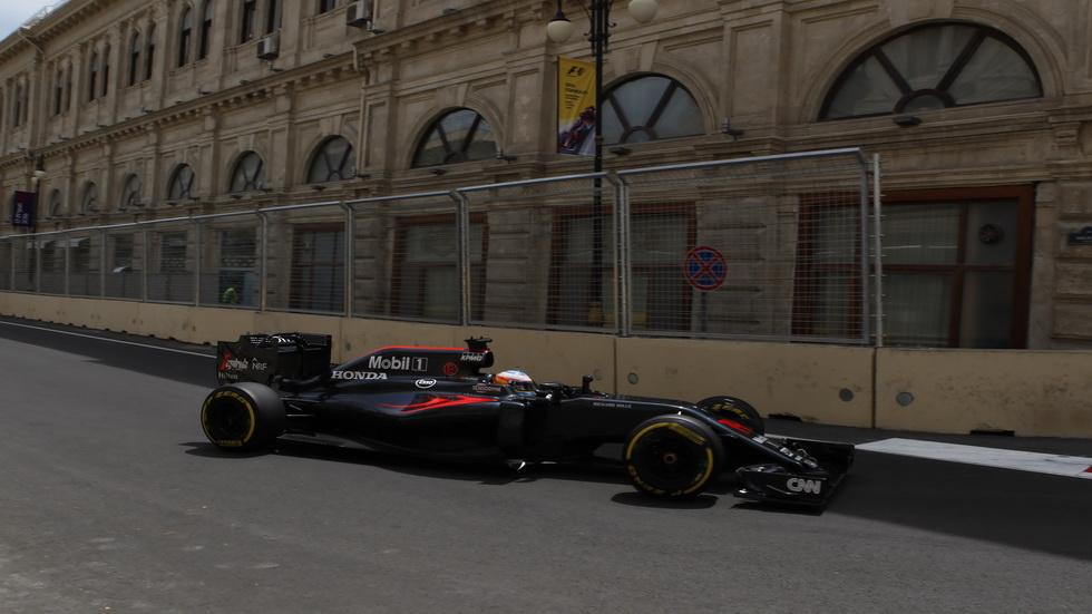 Gran Premio de Europa: Calificación para Fernando Alonso