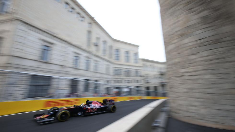 Gran Premio de Europa: Calificación para Carlos Sainz