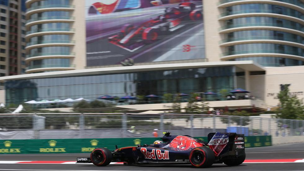 Gran Premio de Europa: Carlos Sainz retrocede 5 posiciones