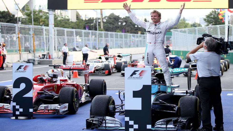 Gran Premio de Europa: Carrera