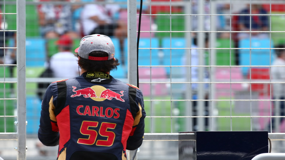 Gran Premio de Europa: Carlos Sainz abandona