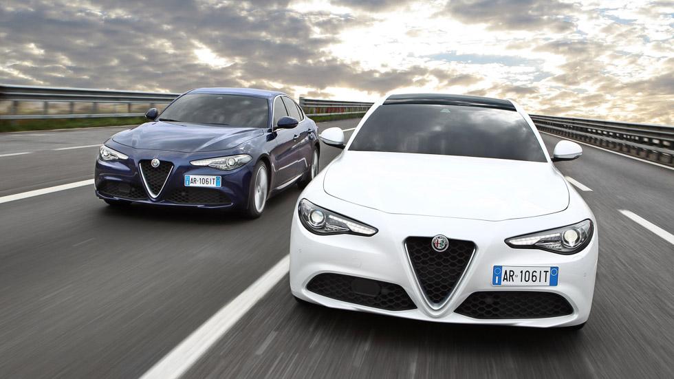 Alfa Romeo Giulia: gama y equipamientos para España