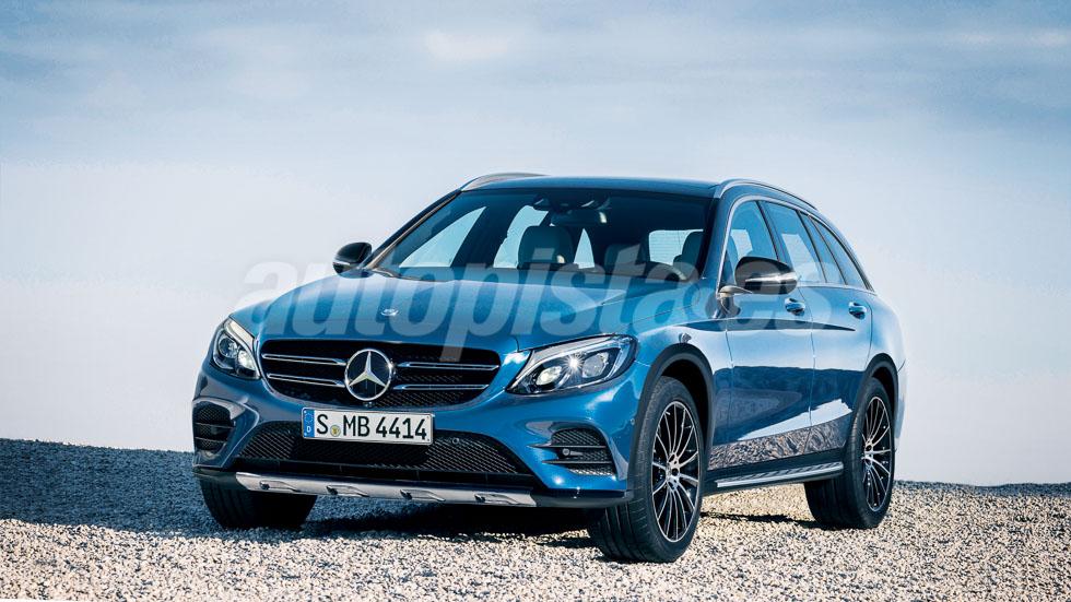 Revista Autopista 2965: el proyecto secreto SUV de Mercedes