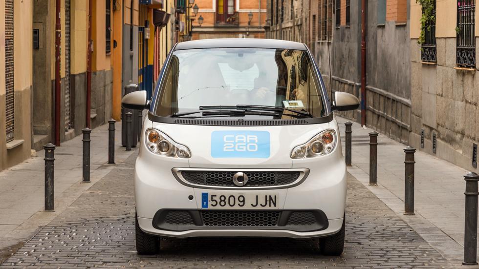 Car2Go, la nueva movilidad urbana de éxito