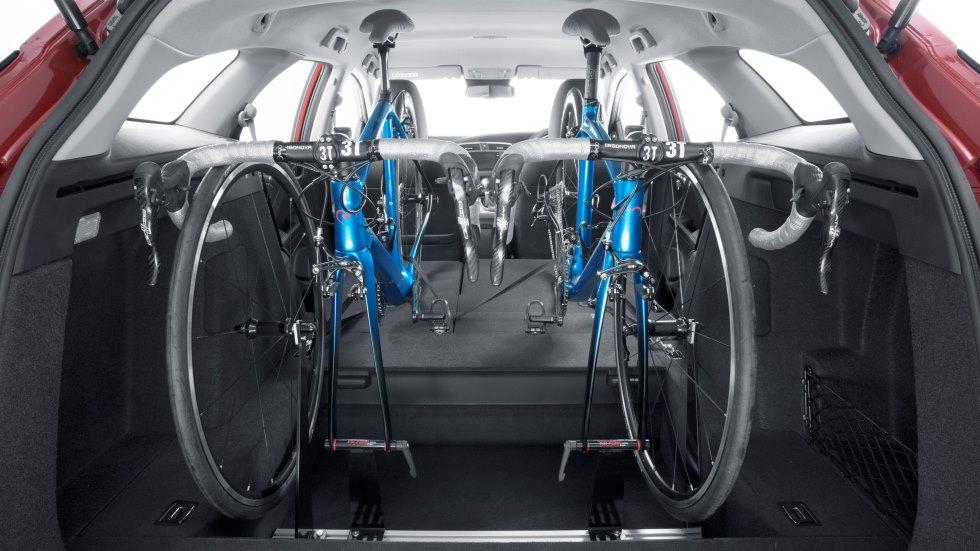 Honda desarrolla un nuevo portabicicletas más seguro y eficiente
