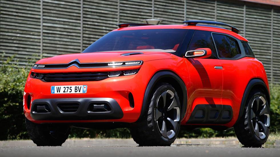El nuevo Citroën Aircross se construirá en Francia