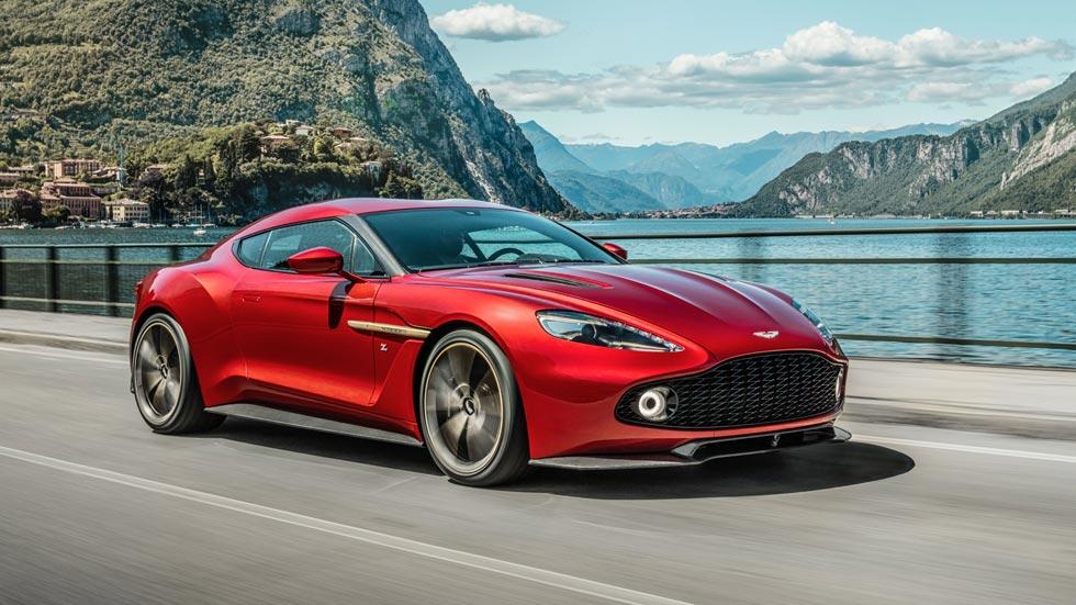 Aston Martin Vanquish Zagato, ahora en edición limitada