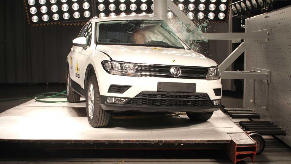 Seat Ateca frente a Volkswagen Tiguan, ¿cuál es más seguro?