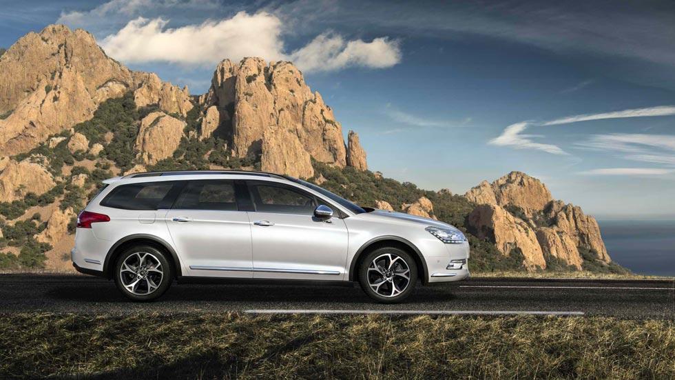 Citroën actualiza la gama del C5 berlina y familiar: más equipamiento de serie