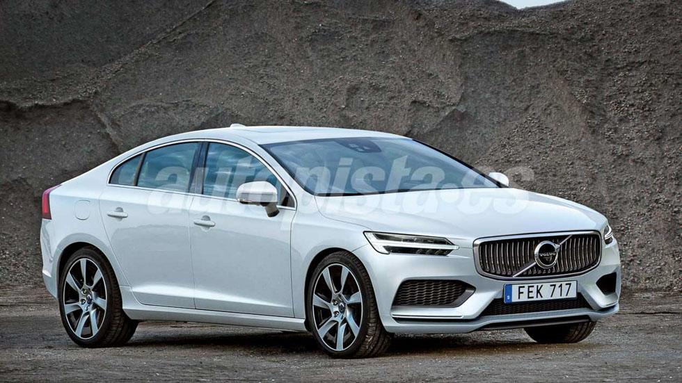 Los nuevos Volvo S60 y V60 que vienen: espacio, tecnología…