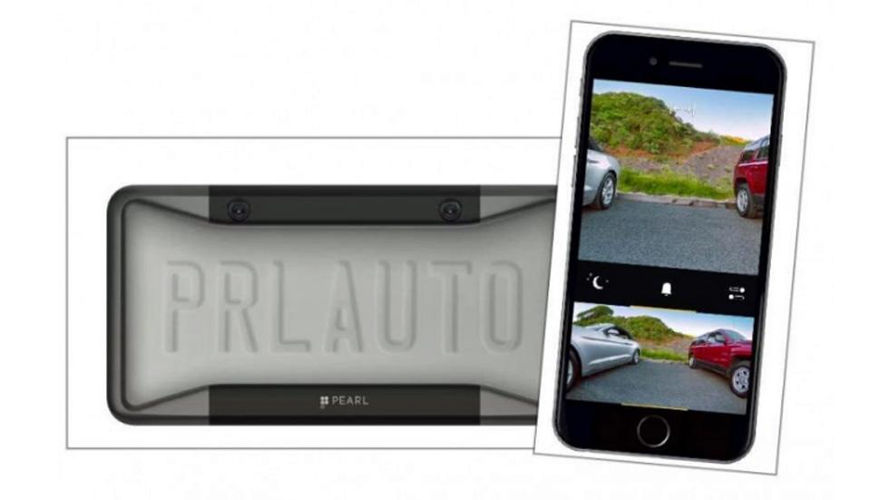 Pearl, una cámara trasera apta para todos los coches