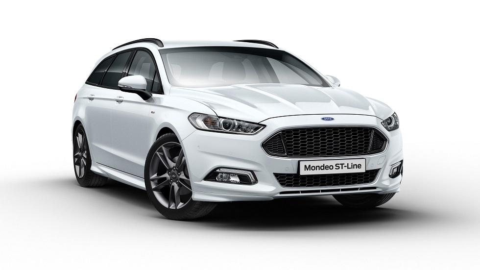 Ford Mondeo ST-Line, más deportividad en imagen y equipamiento