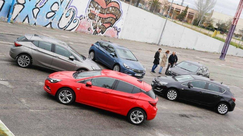 ¿Qué Opel Astra elegir? Guía de compra