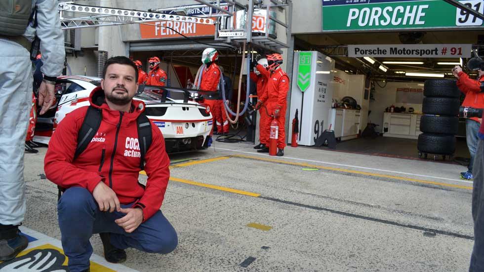 Así son las 24 Horas de Le Mans para un periodista de motor