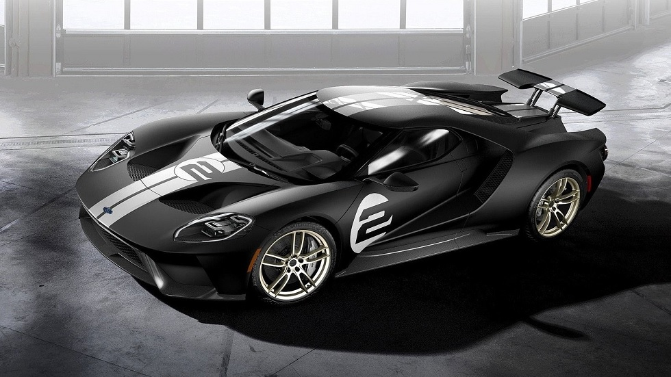 Ford GT 66 Heritage Edition, tributo a Le Mans