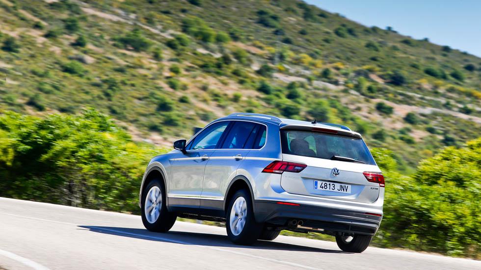 Volkswagen Tiguan 2.0 TDI/150: impresiones y consumo real
