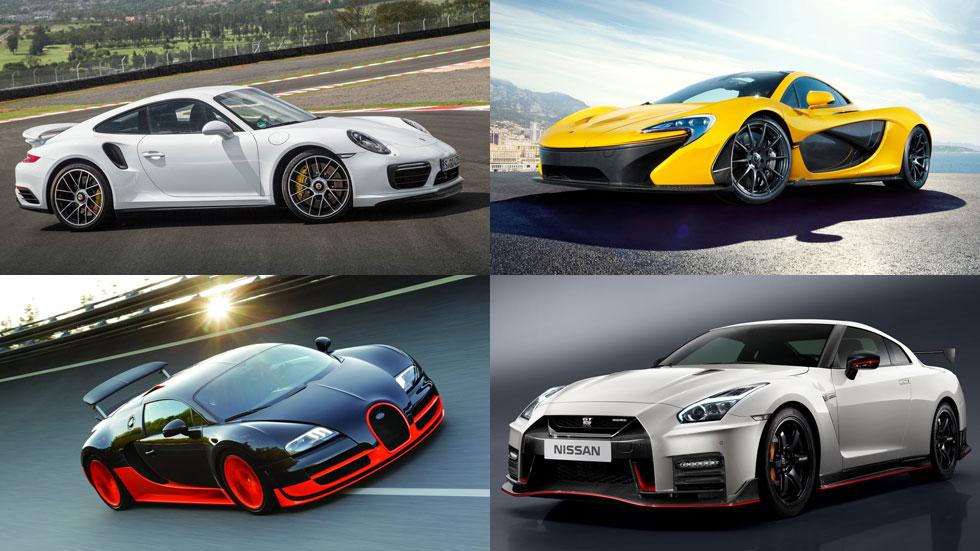 Los 15 coches con turbo más espectaculares de la historia