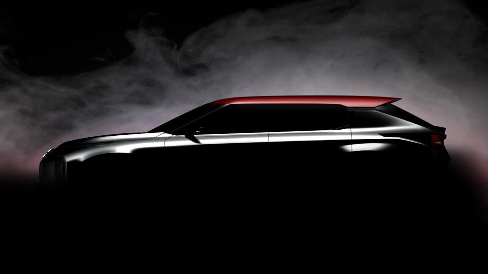Salón de París 2016: Mitsubishi Ground Tourer Concept, nuevo SUV
