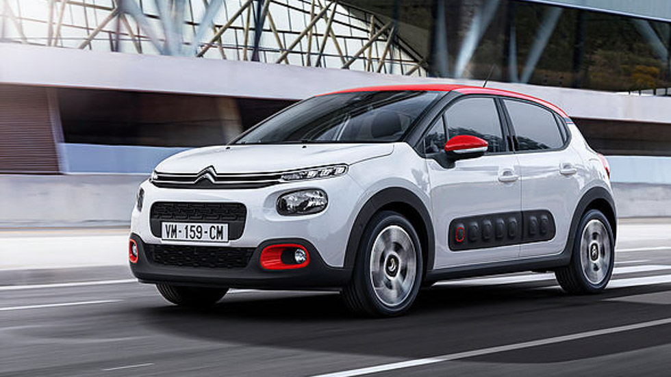 Citroën C3: filtrado el nuevo mini C4 Cactus
