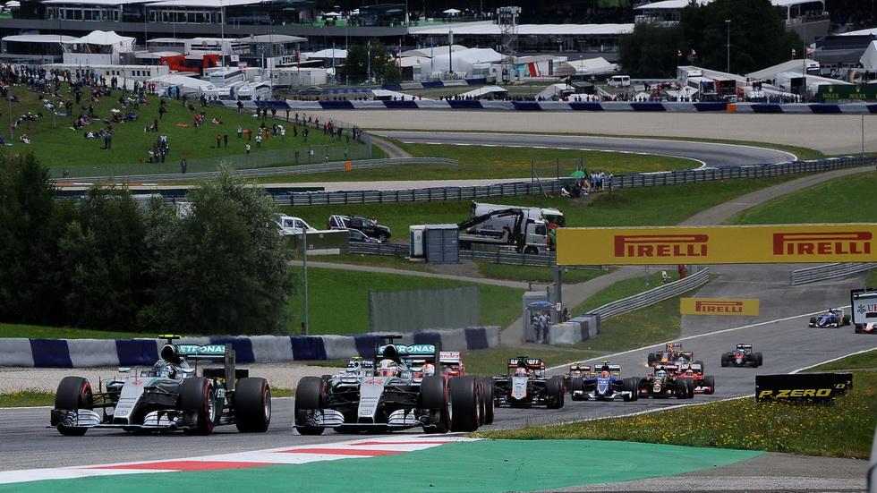 Gran Premio de Austria: Previo