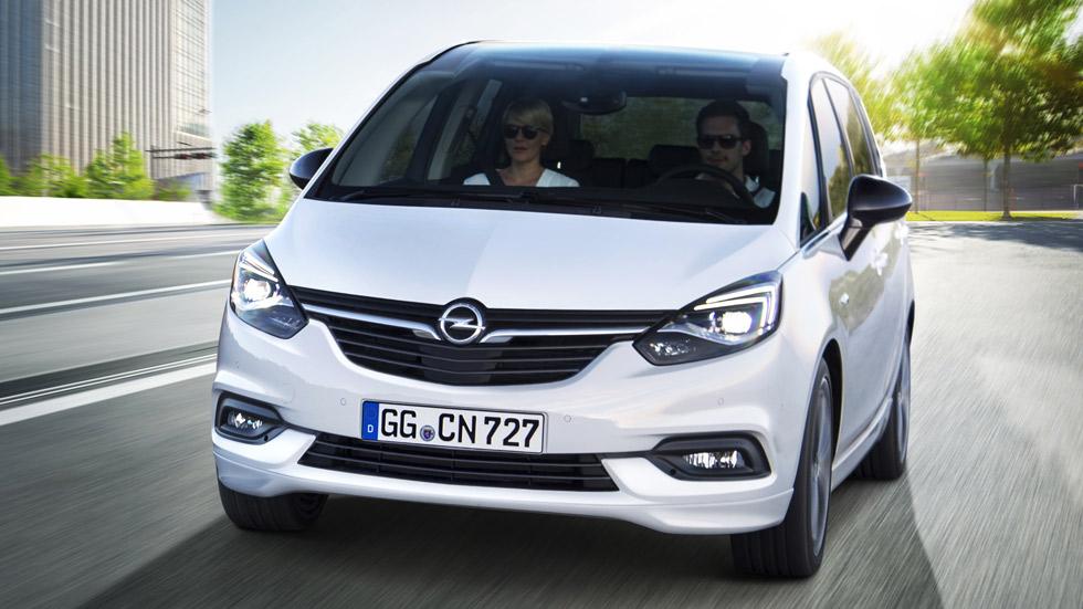 Opel Zafira 2017: conducimos el nuevo monovolumen