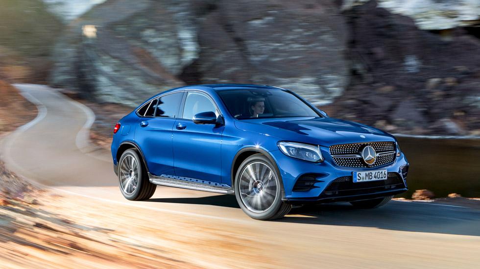 Nuevo Mercedes GLC Coupé: así son sus precios y su gama