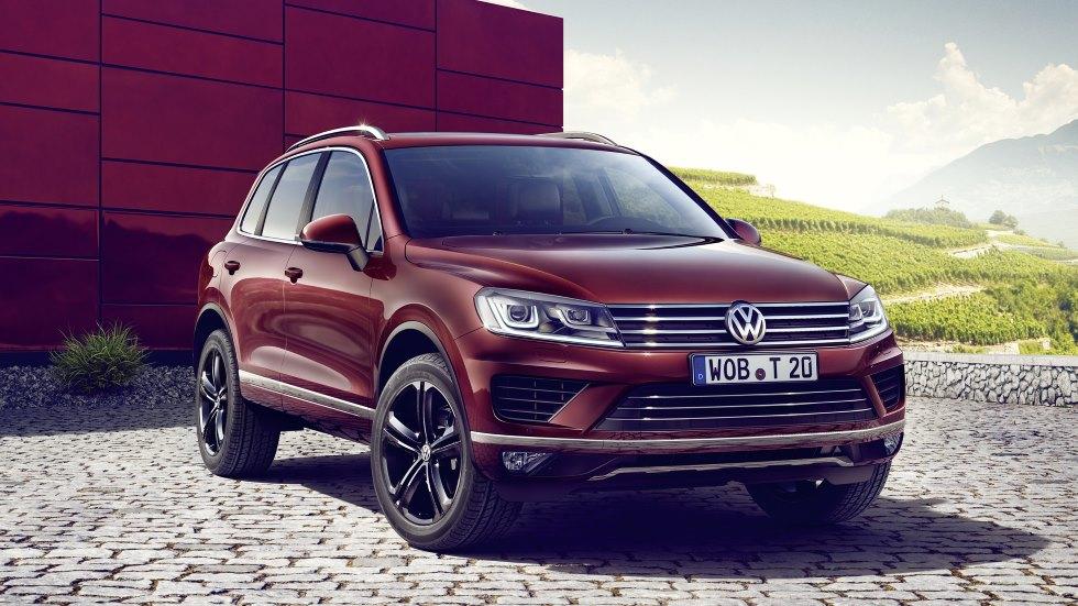 Nuevo Volkswagen Touareg Executive Edition: ¡Súper SUV!
