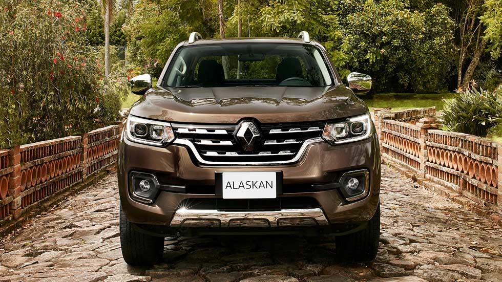 Alaskan, el nuevo Renault que te sorprenderá