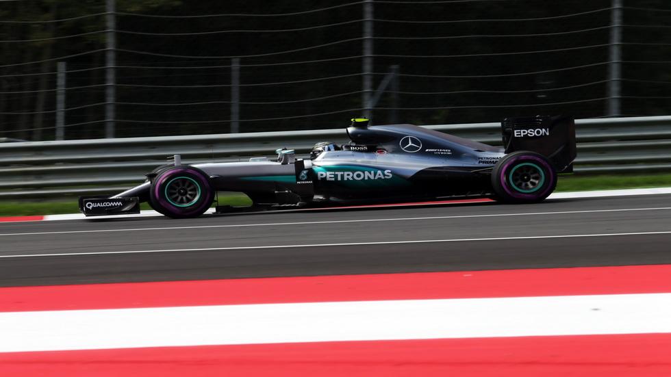 Gran Premio de Austria: Primera sesión libre