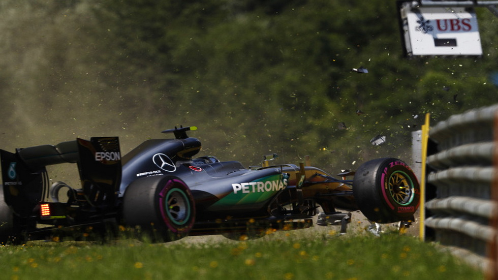 Gran Premio de Austria: Tercera sesión de entrenamientos libres