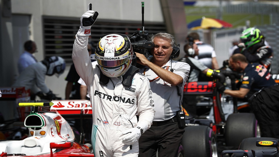 Gran Premio de Austria: Calificación
