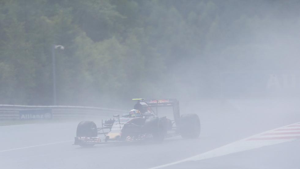 Gran Premio de Austria: Calificación de Carlos Sainz