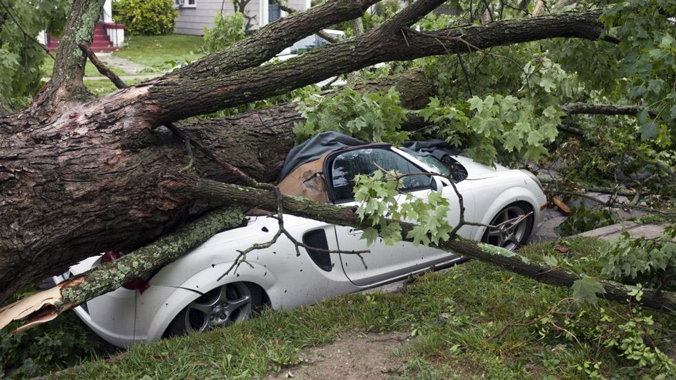 El Consorcio de Seguros protegerá tu coche en caso de catástrofe natural