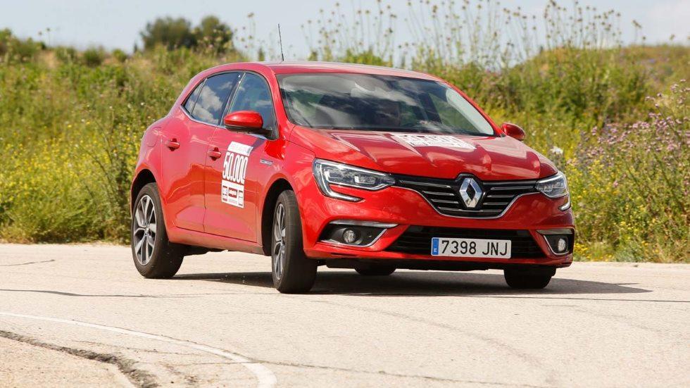 Prueba de 50.000 km al Renault Mégane 1.6 dCi: a pista