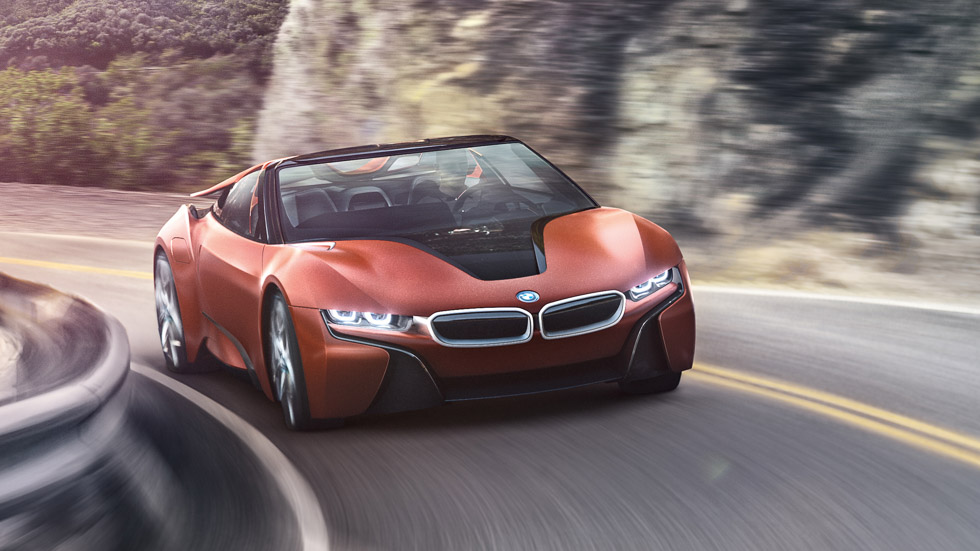 BMW iNext: el coche autónomo de BMW, en 2021