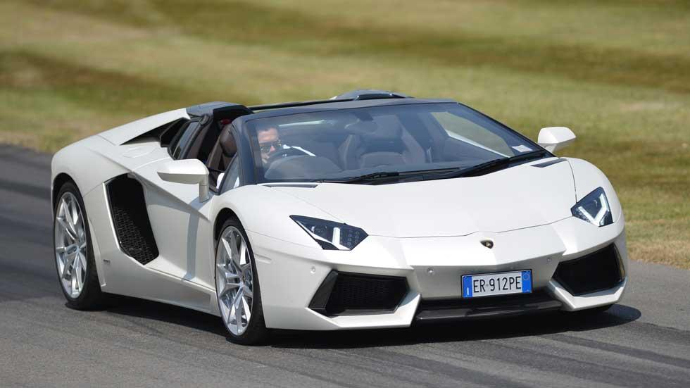 Prefiere mantener su Lamborghini que pasar la pensión a sus hijos