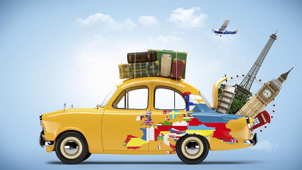 Viajar por Europa en coche: cómo superar los imprevistos en carretera