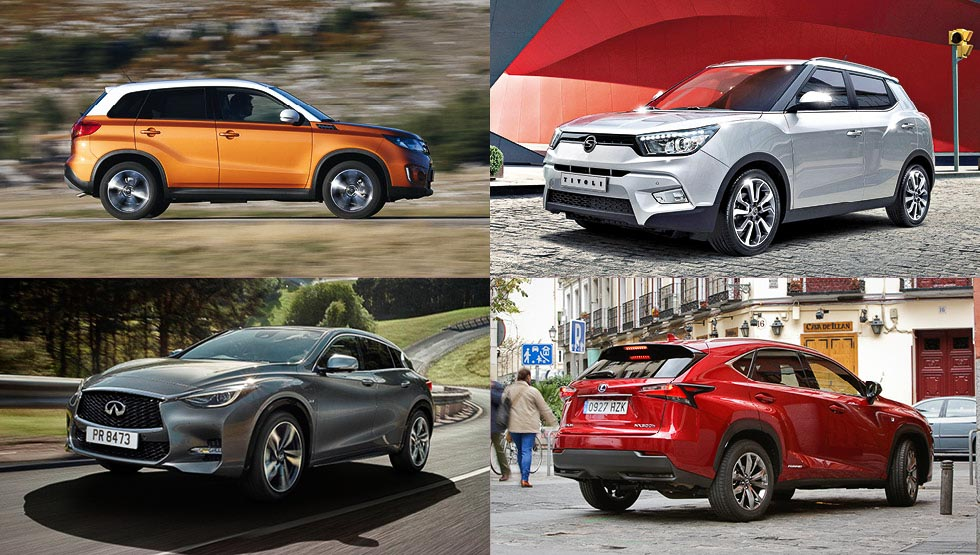 """10 coches que """"salvan"""" las ventas de sus marcas"""