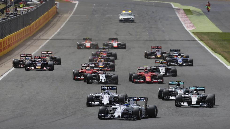 Gran Premio de Gran Bretaña de F1: horarios de entrenamientos y carrera